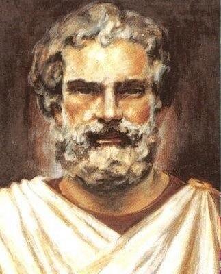 Quem foi o primeiro filosofo da história?
