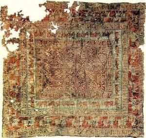 Quem inventou o tapete?