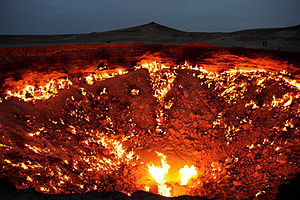 Cratera de Darvaz